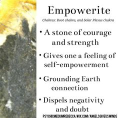 Empowerite crystal meaning