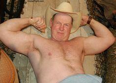 beefy hairy rancher cowboy HotIrishMan photos
