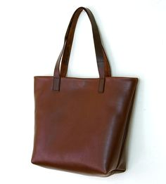 There are few things better than an oversized leather tote. + take 20% off all scoutmob items with code LOOKASALE