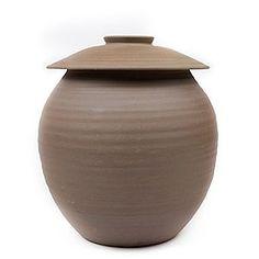 越前焼の味噌壺|越前有機味噌蔵 マルカワみそ