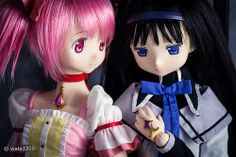 [HAF] Madoka and Homura (2)