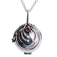 Elena's Vervain Locket Necklace from Much Needed Merch #tvd #geek