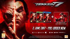 TEKKEN 7 Trailer PS4, Xbox One e PC