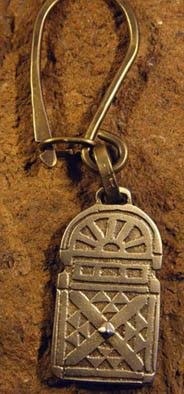 Gate Key ring – Noor Design