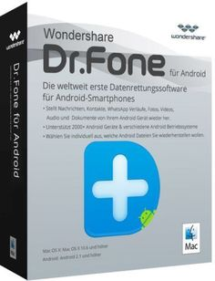 Wondershare Dr.Fone for Android is the Data Recovery Software for Android Smartphones and tablets. Dr.Fone directly recovers deleted SMS text messages