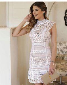 Look! Маленькое белое платье! 3