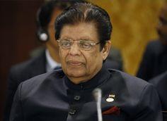 Former Minister E Ahamed Dies After Suffering Cardiac Arrest :http://gktomorrow.com/2017/02/01/former-minister-e-ahamed-dies/