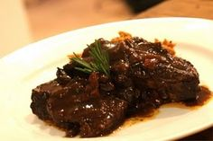 : Braised Short Ribs with Red Wine | Passover Recipes - Gourmet Kosher Cooking
