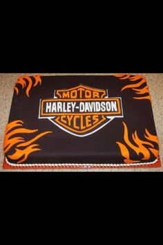 Pink Outside the Box Cakes: Harley Davidson Cake – Cakes Design Torta Harley Davidson, Harley Davidson Birthday, Cakes For Men, Just Cakes, 2 Birthday, Birthday Cakes, Biker Birthday, Birthday Ideas, Motorcycle Cake