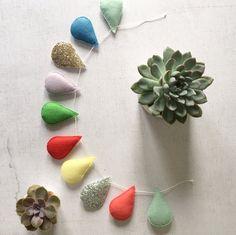 Confetti Colours Garland