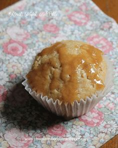 Brown Sugar Muffins - Chocolate Chocolate and More!