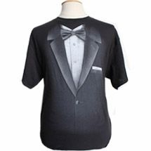 Tuxedo Tee|International Spy Museum Store