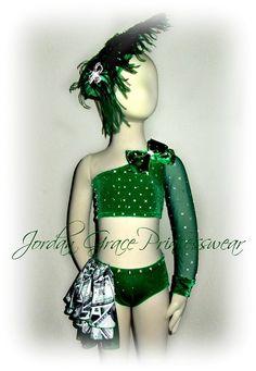 Jordan Grace Princesswear Custom Unique Dance Costumes design consultation choreography dance style Page 4