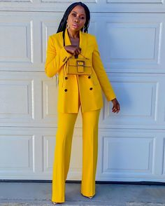 """ESSY   Fashion Blogger + NURSE's Instagram post: """"✨The only real elegance is in the mind; if you've got that, the rest really comes from it 💛  Today I see life in Yellow """"Je vois la vie en…"""" Fashion Online, Rest, Jumpsuit, Elegant, Yellow, Instagram Posts, Life, Dresses, Overalls"""