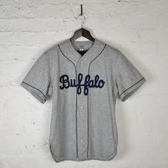 e42db2d8a Ebbets Field Flannels. Jason Koehler · Baseball Jerseys · Mens Shirts  Online