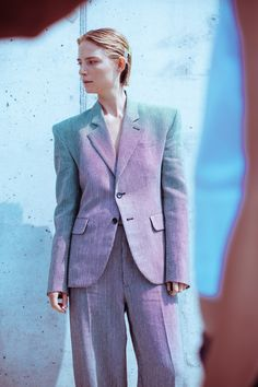 Youth and pop culture provocateurs since Fearless fashion, music, art, film, politics and ideas from today's bleeding edge. Pale Blue Eyes, Eckhaus Latta, Declaration Of Independence, Pop Culture, Suit Jacket, Jackets, Fashion, Down Jackets, Moda