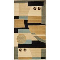 Safavieh Art Deco Albrecht Area Rug, Multicolor