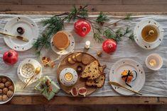 Christmas morning With Dompap tableware Christmas Table Settings, Christmas Morning, Bone China, Porcelain, Delicate, Tableware, Porcelain Ceramics, Dinnerware, Tablewares