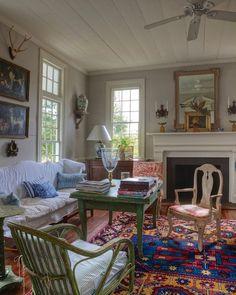 Furlow Gatewood ~ his home