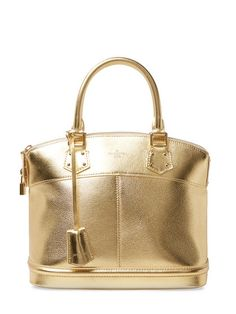 927085eb3a76 Gold Suhali Lockit PM by Louis Vuitton at Gilt