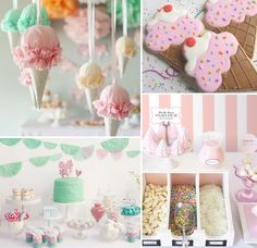 ice cream party, ice cream party ideas, cute & co., vero beach event planning, party planning ideas, cute and company