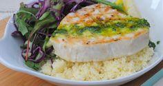 tonijn met salade en couscous 1