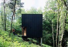 Forest Pavilion near Bruxelles by Stekke + Fraas