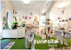 Curiosite. Tienda de regalos en Madrid