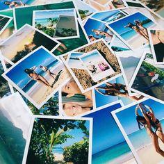 Image de summer, beach, and photo Summer Dream, Summer Of Love, Summer Beach, Uk Summer, Ocean Beach, E 7, Polaroid Pictures, Polaroid Ideas, Polaroids