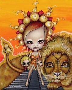 Morbidly Adorable Tarot - Sun by Misty Benson on ARTwanted
