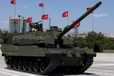 Military and Commercial Technology: Differences with Germany Force Turkey to Seek South Korean Engine, Transmission for its Altay Tank