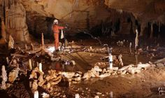 La primera construcción humana la hicieron los neandertales hace 176.000 años - Arqueologia, Historia Antigua y Medieval - Terrae Antiqvae