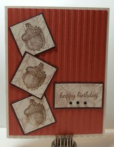 Truly Grateful Happy Birthday by Stamping Den - Cards and Paper Crafts at Splitcoaststampers