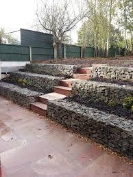 Image result for retaining garden walls