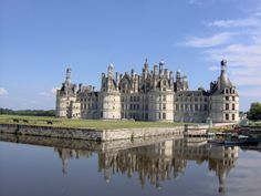 Chambord Castle FRANCE - Château de Chambord 41250 CHAMBORD FRANCE.          Opening times : the castle of Chambord is closed on the 1st of January and 25th of December.... We visited this castle in France. Very beautiful castle!