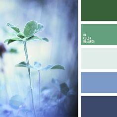 azul celeste, celeste, color azul grisáceo, color azul oscuro, color azul verdoso, color esmeralda, combinación de colores para casa, elección del color, elección del color para hacer una reforma, gama fría, selección de colores para un dormitorio, tonos verdes.