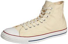 Converse Chuck Taylor All Star, Unisex-Erwachsene Hohe Sneakers, Beige (Elfenbein), EU 39.5 EU - http://autowerkzeugekaufen.de/converse/39-5-eu-converse-ctas-season-hi-1j791-herren-3