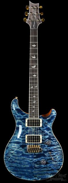 PRS Paul Reed Smith Wood Library 30th Anniversary Custom 24 Faded Whale Blue w/ Private Stock Woods https://wildwestguitars.com/electric/prs-paul-reed-smith-wood-library-30th-anniversary-custom-24-faded-whale-blue-w-private-stock-woods