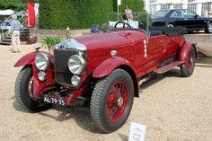 1925, Minerva AC, 30 pk