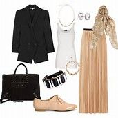 Image result for maxi skirt work
