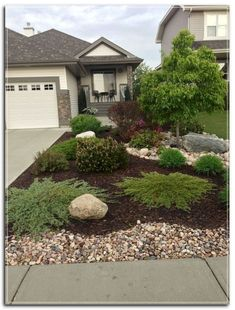Front yard landscaping ideas - fantastic front garden and landscape design tasks you'll love. creative front backyard landscaping suggestions as Small Front Yard Landscaping, Front Yard Design, Backyard Landscaping, Landscaping Ideas, Farmhouse Landscaping, Hydrangea Landscaping, Small Patio, Backyard Ideas, Design Cour