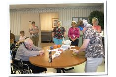 PR- 2012 National Nursing Home Week.  See how our facilities celebrated!
