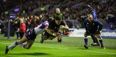 Latest news Rugby - Scotland v New Zealand, 2017 Autumn International Series