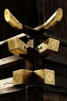 Detail of railing, Kyoto, Japan: photo by Dentaku Japanese Architecture, Architecture Details, Geisha, Art Asiatique, Turning Japanese, Art Japonais, Kyoto Japan, Japan Japan, Japanese Design