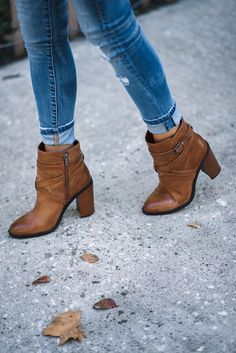 Vince Camuto 'Gravell' Belted Bootie