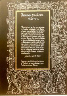 Carta de Cristobal Colón a Luis de Santangel ( hoja 7 )