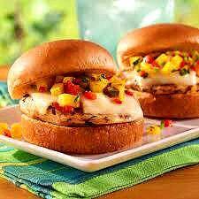 Grilled Chicken Margarita Sliders