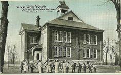 https://flic.kr/p/dL2KFN | Photoette 3540. West high School. Eaton Rapids, Mich. H. L. Boice, Pub.