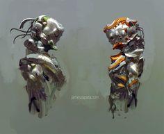 Facebots by jameszapata.deviantart.com on @deviantART