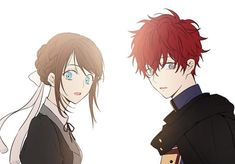 lily and felix Anime Princess, My Princess, Anime Siblings, Anime Couples Drawings, Good Night Moon, Anime Love Couple, Boy Poses, Manhwa Manga, Mystic Messenger